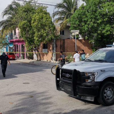 Ejecutan a hombre afuera de su casa en la colonia Nicté-Ha de Playa del Carmen