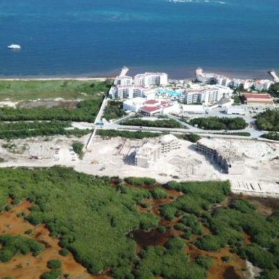 Proyecto de expansión del hotel El Cid en Puerto Morelos se someterá mañana a consulta pública