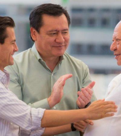Pide Osorio Chon no someter a Romero Deschamps a 'juicio sumario' que provocaría inestabilidad