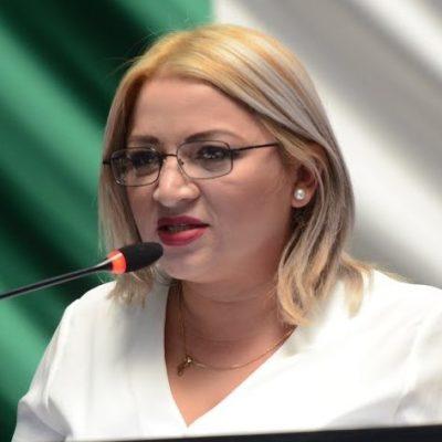 ¿CRÓNICA DE UNA DERROTA ANUNCIADA?: Otra diputada morenista anuncia su voto en contra del alza del predial en Cancún y Solidaridad