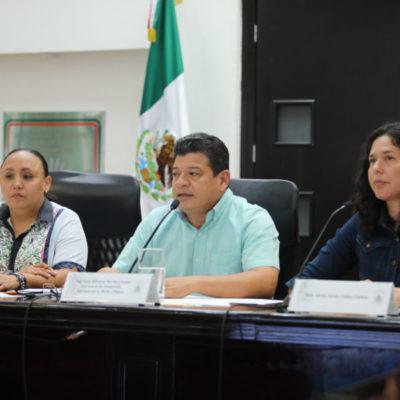 COMPARECE LUIS TORRES ANTE EL CONGRESO: Trabajarán legisladores en acciones que fortalezcan el sector primario
