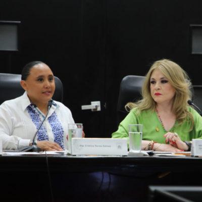 COMPARECE SECRETARÍA DE DESARROLLO ECONÓMICO: Pide Cristina Torres generar un vínculo entre productores y consumidores para apoyar la producción en el sur de QuintanaRoo