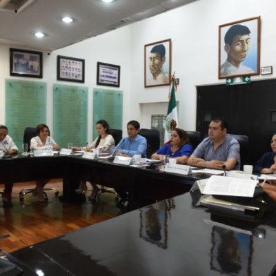 EXPONE MARISOL VANEGAS RETOS DEL TURISMO: Comparece Secretaria ante la ausencia de la mayoría de los diputados del Congreso de QR