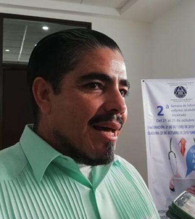 Existen 70 anexos para personas con alcoholismo que operan irregularmente en QR, afirma comisionado estatal