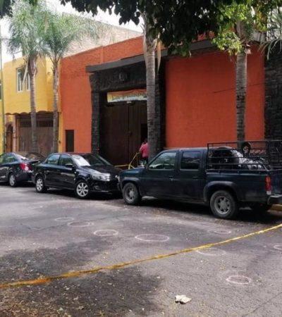 ASÍ SE LAS GASTAN EN MORENA: Balean a 4 en asamblea en Guadalajara