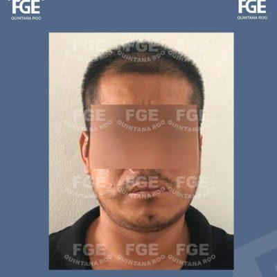 Vinculan por robo calificado a uno de los atracadores de casa de cambio en Cancún