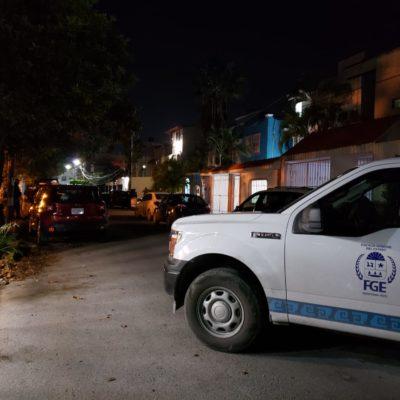 OPERATIVO EN LA GUARIDA DE 'EL PANTERA': Fuerte movilización policiaca por cateo en un domicilio de la SM 51