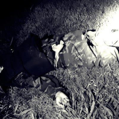 Atacan sicarios rancho en Bacalar; uno muere por 'fuego amigo'
