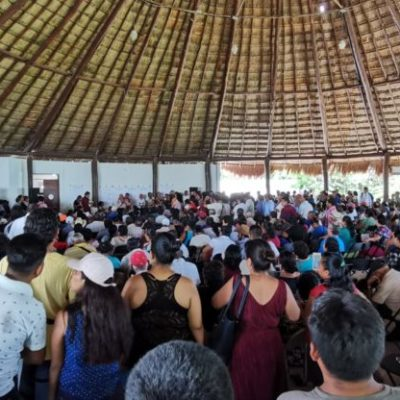 COBERTURA | Desorganización empaña asamblea de elección de consejeros de Morena en Chetumal