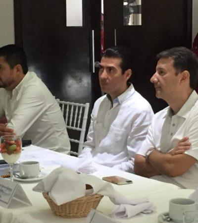 Asociados Náuticos buscan integrarse a Fideicomiso de Saneamiento en Isla Mujeres