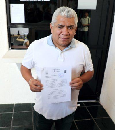 PLANTEAN REVOCACIÓN DE MANDATO PARA GOBERNADOR EN QR: Presenta diputado iniciativa para consultar a ciudadanos a los 3 años de gobierno