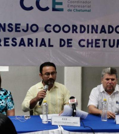 Empresarios manifiestan decepción con el Presidente y legisladores federales por no considerar acciones para el sur de QR en el Paquete Económico Fiscal 2020