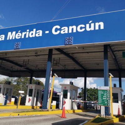 Consorcio del Mayab, operadora de la autopista Mérida-Cancún, una de las más caras del país, beneficiada por el SAT con la condonación de casi 820 mdp