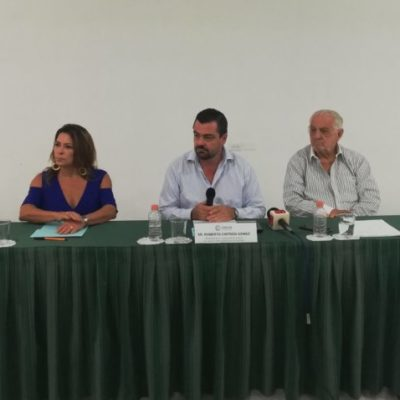 ES UNA AMENAZA A LA ECONOMÍA DE QR: Advierten hoteleros que si es necesario harán manifestaciones y una cadena humana para impedir el proyecto de Home Port en Puerto Morelos anunciado por Apiqroo