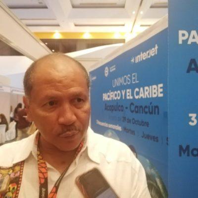 Confían en éxito turístico de la ruta aérea Cancún-Acapulco que iniciará a finales de octubre