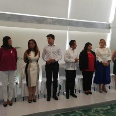 Conforman el Comité Estatal de Atención a la Violencia contra la Mujer para acabar con la revictimización de afectadas en Cancún
