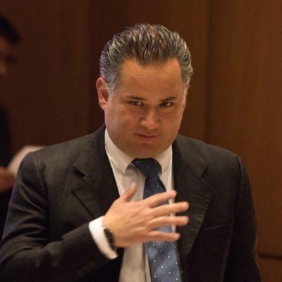 Investigan a Medina Mora por lavado de dinero, confirma Inteligencia Financiera de Hacienda