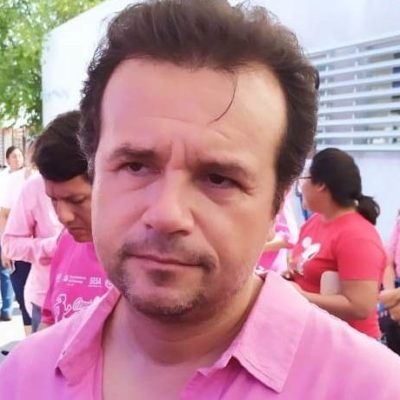 Agua salobre en Cozumel es por sequía, asegura Pedro Joaquín