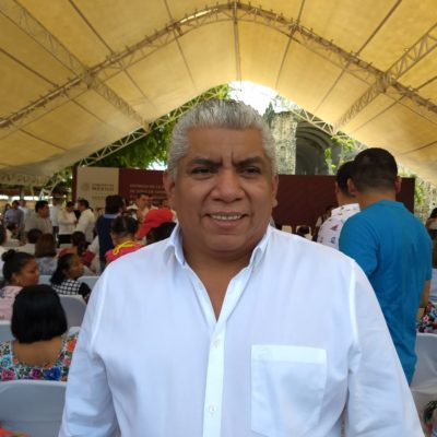 Tihosuco no puede quedarse solo en declaratoria: Pedro Pérez