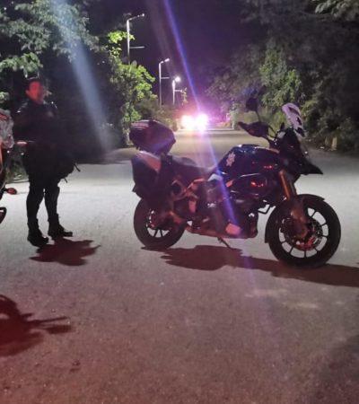 Noche con un ejecutado y dos heridos en Playa; autoridades aseguran armas
