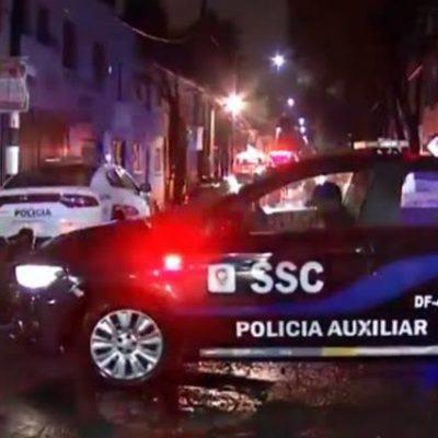 Ataca sujeto a sus seis hijos e incendia su vivienda en la CDMX; muere una niña