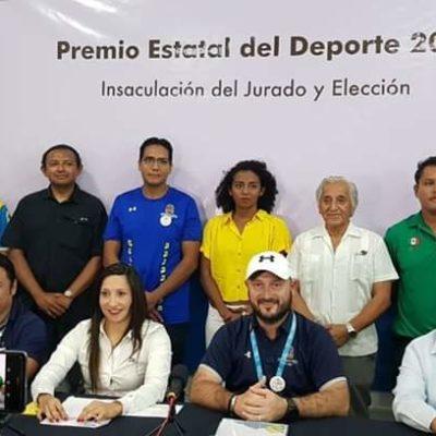Designan a ganadores del Premio Estatal del Deporte en Quintana Roo