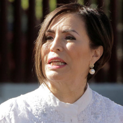 Revocan prisión preventiva a Rosario Robles, pero seguirá en penal hasta la reposición del procedimiento