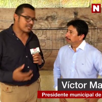 ENTREVISTA | DESTACA VÍCTOR MAS COLABORACIÓN CON CARLOS JOAQUÍN: Alcalde de Tulum reconoce avances en tres años de administración del Gobernador (VIDEO)