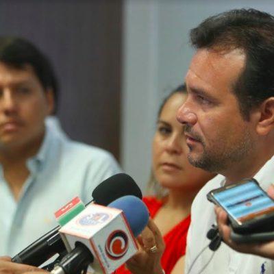 Con la reorientación de recursos, Cozumel cuenta con más obras y mejores servicios públicos, asegura Pedro Joaquín