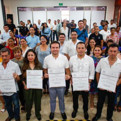 Encabeza Pedro Joaquín el lanzamiento de la convocatoria del 'Acuerdo San Gervasio 2019', la unión de gobierno, iniciativa privada y sociedad civil
