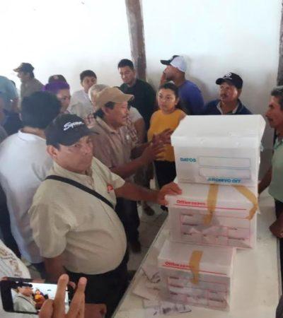 Militancia deberá pugnar para que el sur no se quede sin representantes en el Consejo Estatal de Morena, dice Yensunni Martínez Hernández, coordinadora del Distrito 02