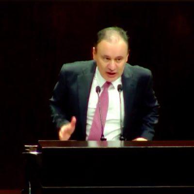 EN VIVO | COMPARECE DURAZO ANTE EL CONGRESO: El 'Culiacanazo' lleva al secretario de Seguridad Pública a rendir cuentas ante diputados (VIDEO)