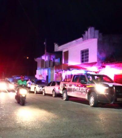 Hombre se suicida en la Región 75 de Cancún