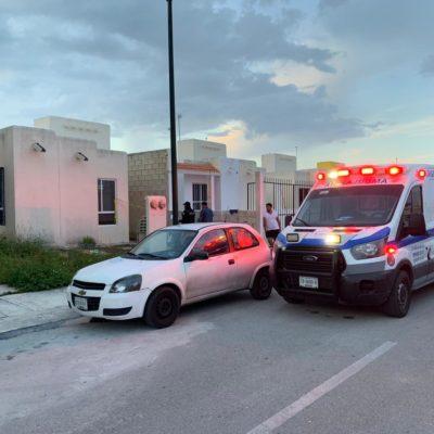 Hombre se suicida en casa de hermano, en Playa del Carmen