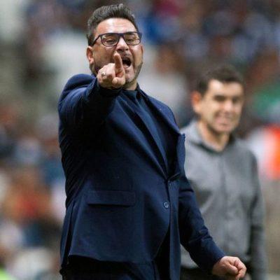 Regresa Antonio Mohamed a Monterrey como DT de Rayados