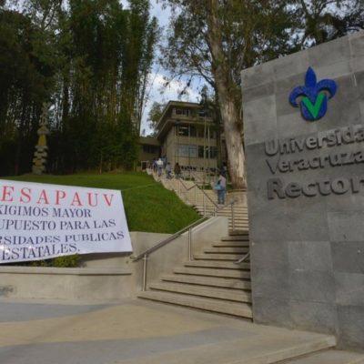 Paran universidades en exigencia de recursos; AMLO responde que no cederá a chantajes
