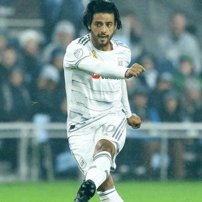 Rompe Vela récord de goles en una temporada en la MLS
