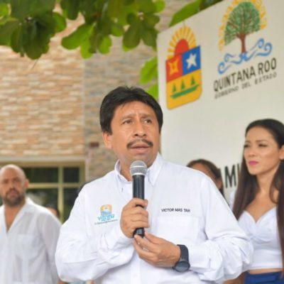 Respetuoso Víctor Mas del proceso contra el expresidente David Balam por daño patrimonial a Tulum