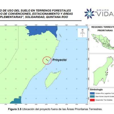 Grupo Vidanta proyecta centro de convenciones en la Riviera Maya