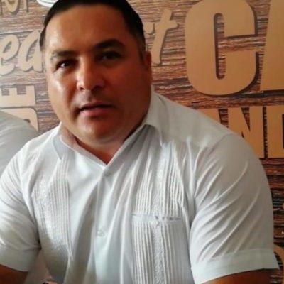 Rompeolas: Suena Ismael Sauceda para dirigente del MAS