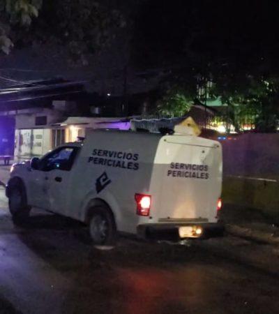 Hallan cuerpo descuartizado con presunto narcomensaje a Capella en la SM 59 de Cancún