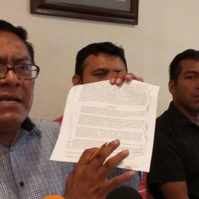 Denuncia líder sindical del Conalep QR derroche de recursos del director Aníbal Montalvo; exige al gobernador una auditoría