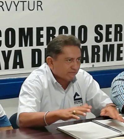 Van 150 firmas para interponer amparo colectivo contra parquímetros en Playa del Carmen, anuncia Canaco
