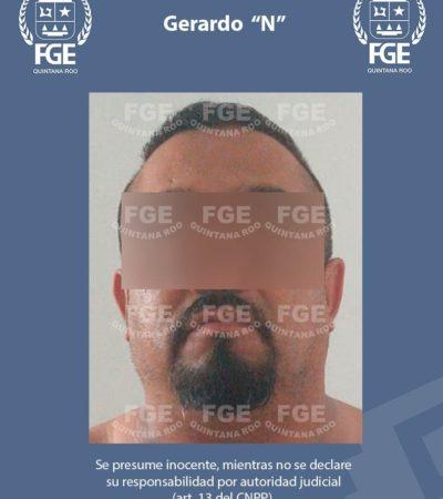 Detiene FGE a una persona por Secuestro agravado