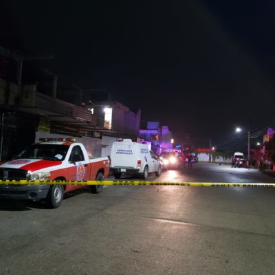 REPORTAN PRESUNTO ASESINATO EN CANCÚN: Amordazado y en estado de descomposición, hallan el cuerpo de una mujer en vivienda de la SM 223