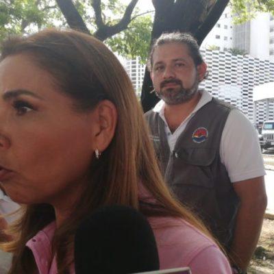 Justifica Mara Lezama incumplimiento de Intelligencia México de dotar equipo de seguridad a sus trabajadores durante la recolección de basura