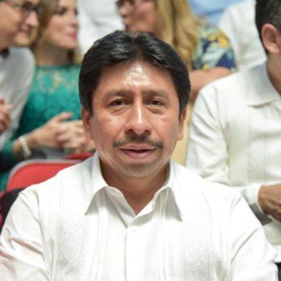 Destaca Víctor Mas el crecimiento laboral, económico y social de Quintana Roo