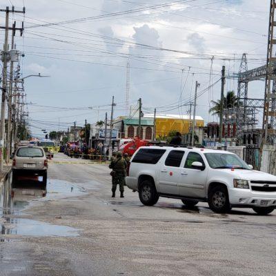 Controlan fuga de amoniaco en fábrica de hielo en Cancún, asegura Alcaldesa; evacuaron dos escuelas y varios domicilios