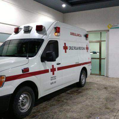 SE CONSUMA DE EJECUCIÓN EN LA SM 222: Balean a un hombre frente a supermercado en Cancún y muere en el hospital
