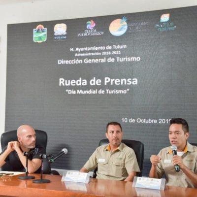 Trabajadores del sector turístico de Tulum podrán disfrutar de parques temáticos durante la temporada baja, anuncia Ayuntamiento